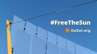 GoSol.org's Free The Sun Campaign for Builders