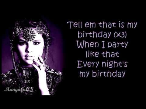 Xxx Mp4 Selena Gomez Birthday Lyrics 3gp Sex