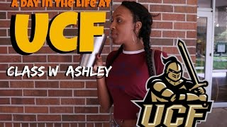 A Day in the Life at UCF | Class w/ Ash