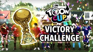 Toon Cup 2018 | Victory Challenge 🏆| Cartoon Network