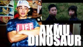 AKMU - DINOSAUR MV Reaction