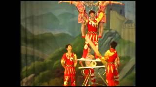 CHINESE CIRCUS. BEIJING..FULL SHOW.!!