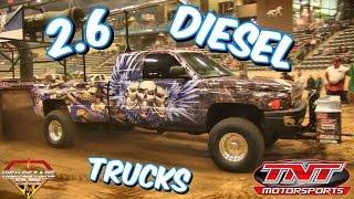 2.6 DIESEL TRUCKS Kentucky Invitational Truck & Tractor Pull
