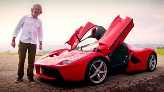 LaFerrari Review - Top Gear - Series 22 - BBC