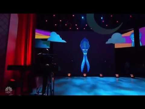 Stevie Wonder & Ariana Grande - Faith (Live)| The Voice Finale 2016