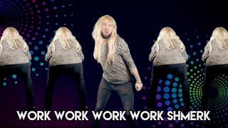 Rihanna ft Drake - Work Parody | I DON'T WANNA WORK