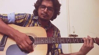 Nindiya. COVER. Arijit. Movie-Sarbjit. Sarang Gosavi
