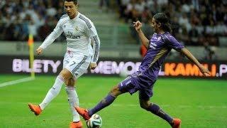 Cristiano Ronaldo 2014/15 ●Dribbling/Skills/Runs● |HD|