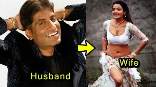9 Beautiful Wife of Comedy Actors | You Don't Know