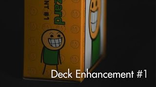 Deck Enhancement #1 (a Joking Hazard Expansion)