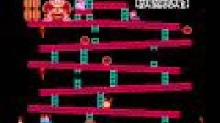 NES Longplay [048] Donkey Kong