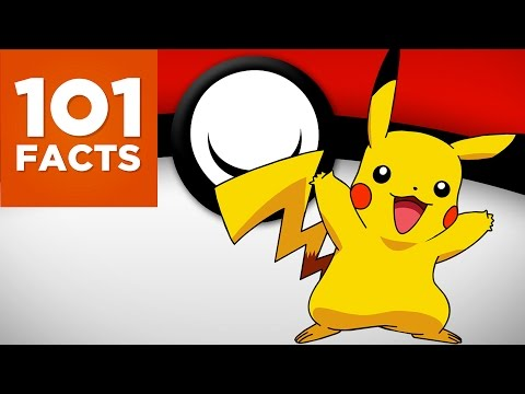 watch 101 Facts About Pokemon