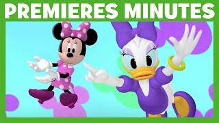 La Maison de Mickey - Premières minutes : Le maxiballon de Mickey