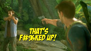 I THOUGHT WE WAS BROVAS!!! [UNCHARTED 4] [#10]