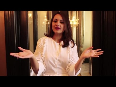 Sonakshi Sinha On Breast Cancer Awareness | Elle Breast Cancer Campaign