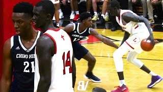 Makur Maker Could Be Another CHEAT CODE! Makur VS Big O: BATTLE OF THE BIGS! Chino Hills VS OLU
