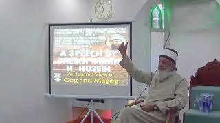 An Islamic View of Gog & Magog  by Sheikh Imran Hosein