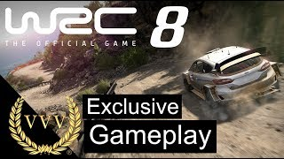 WRC 8 - First Look Preview - Part 1