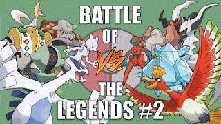Battle of the Legends #2 - Pokemon Battle Revolution (1080p 60fps)