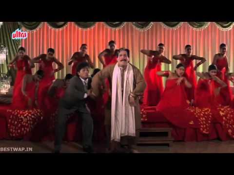 Xxx Mp4 Kaha Raja Bhoj Kaha Gangu Teli Govinda Kader Khan Sonu Nigam Dulhe Raja Dance Song 3gp Sex