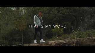 KR - Thats My Word (Official Music Video)