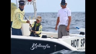 Snapper & Mahi-Mahi fishing with 9 y/o Max in Destin, Florida: Season 5 | Episode 3