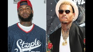 The Game & Chris Brown End Beef At BET EVENT After Game Trolled Breezy In Song About Karrueche
