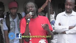 MAGUNIA FESTIVAL 2017 Kibera Editon