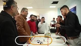 طلبة الهندسة في جامعة القدس يبدعون في مشاريع التخرج