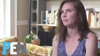 Amanda Knox On Returning To Italy For 1st Time Since Murder Exoneration | PEN | Entertainment Weekly