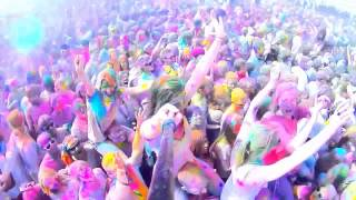 HOLI / SOUND OF NOISE / RUSSIA 2015