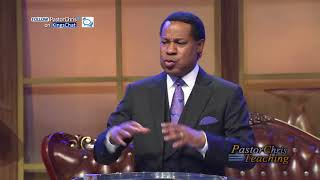 Pastor Chris: August 2018 The Month of Reflection