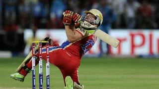 Top 10 Fastest Hundreds in IPL