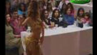 Tajik Girl Professional Khorasani Belly Dancer