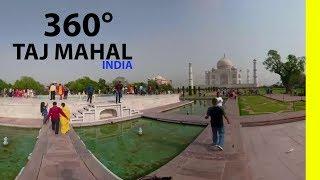 Taj Mahal In 360 Degree Virtual Reality - 360 India Tour | VRtv India