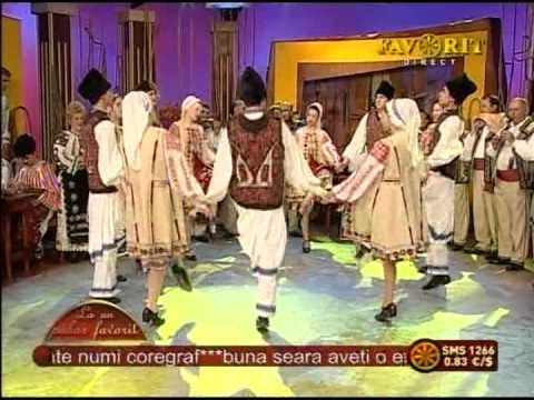 Dans din Oltenia Alunelu