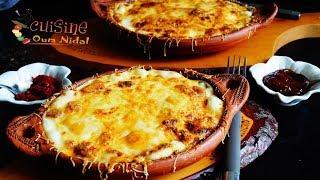 طبق للغذاء أو العشاء لذيذ جدا سهل و سريع التحضير/باستيشيو/ pasticcio cosa-mia