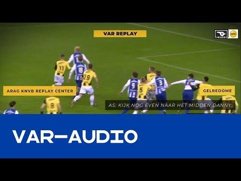 Xxx Mp4 VAR Geen Goal Vitesse Maar Cruciale Strafschop Heerenveen 3gp Sex