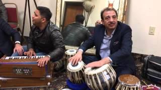 Haroon Sarwari with Ustad Tooryalai Hashimi Majlisy Bahar amad بهار آمد