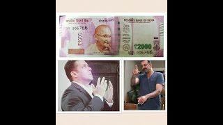 Plastic Note currency is loved by Salman Khan and Sanjay dutt