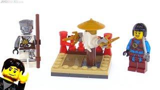 LEGO Ninjago Wu Cru Master