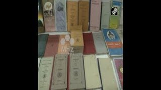 Exhibition of rare books, manuscripts held in India's Jammu and Kashmir
