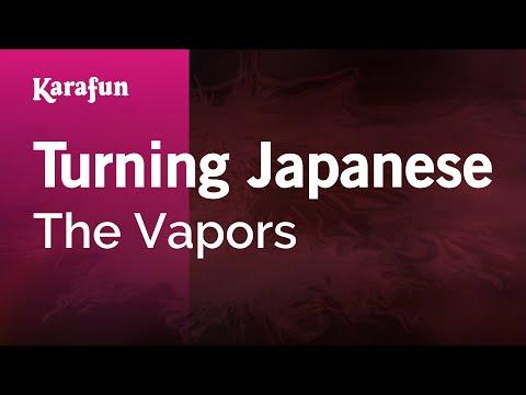 Karaoke Turning Japanese - The Vapors *
