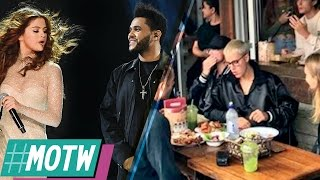 The Weeknd Shows Selena Gomez Love on Instagram, Justin Bieber Fans Treat Him Like an ANIMAL -MOTW