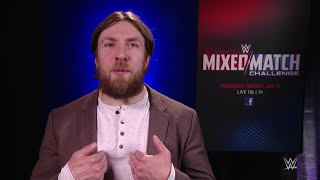 Daniel Bryan reveals SmackDown LIVE's Superstars for the Mixed Match Challenge, beginning Jan. 16