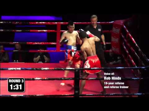 Death in the Ring Experts describe what went wrong in fatal kickboxing fight at Eagles Club