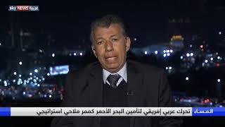 تحرك عربي إفريقي لتأمين البحر الأحمر كممر ملاحي استراتيجي