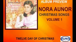 Nora Aunor Christmas Songs Volume 1 Album Preview
