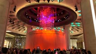 Galaxy Macau Diamond Fountain Show