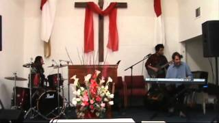 Yeshua -Yesu Tera Naam(Cover)Youth Day vid#1